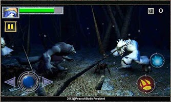 Screenshot of Wolf Girl Pro