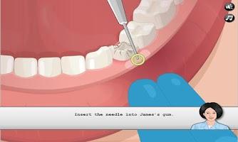 Screenshot of Dental Implant Surgery