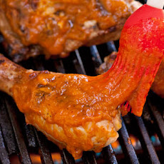 Chipotle-Nectarine Barbecue Sauce