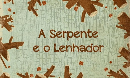 A Serpente e o Lenhador - screenshot