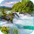 Waterfall HD Live Wallpaper APK for Bluestacks