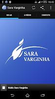 Screenshot of Rádio Sara Varginha