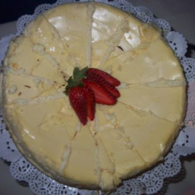 New York Cheesecake - De Lekkerste Cheesecake Die Er Is!-