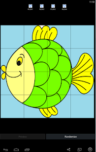 Fish Puzzles For Kids - screenshot
