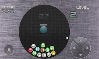 Screenshot of Vector 360 Breakout HD