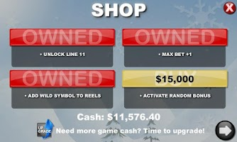 Screenshot of Cold Cash (LITE)