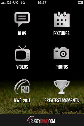 Rugby Dump