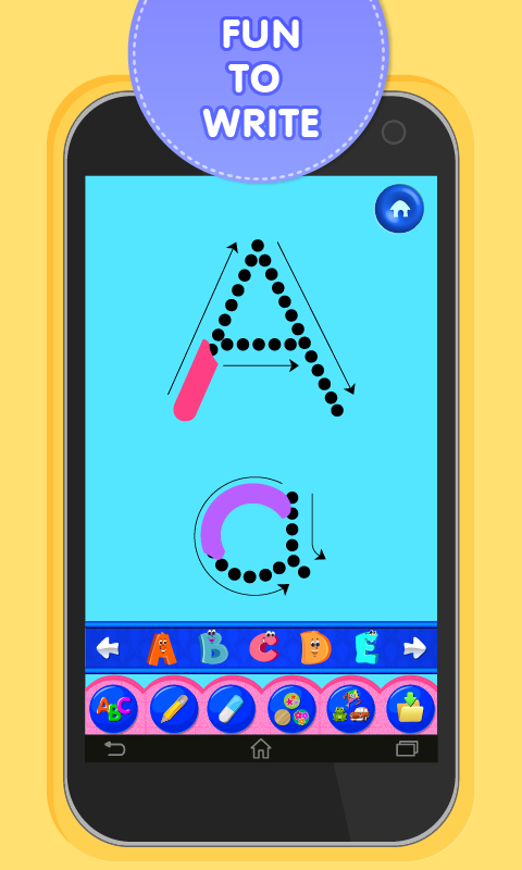 Chifro ABC: Kids Alphabet Game Screenshot 5