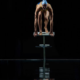 Ready by Jim Harmer - Sports & Fitness Swimming