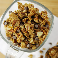 Mocha {or Just Coffee} Granola