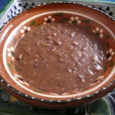 Molly's Refried Beans