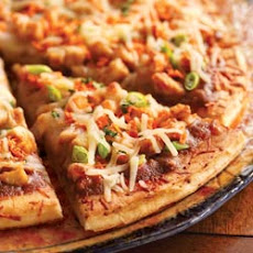 Thai Chicken Pizza from JIF®