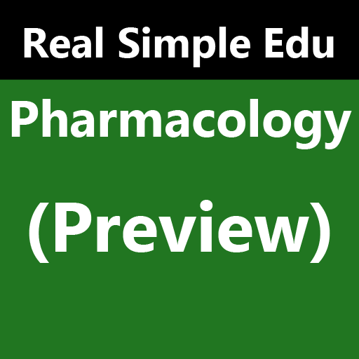 Pharmacology (Preview)