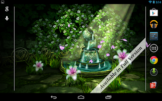 Screenshot of Celtic Garden Free