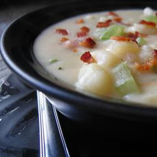 Absolutely Ultimate Potato Soup