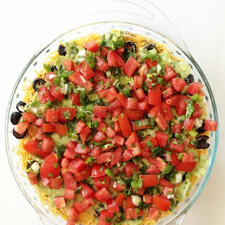 Healthified 7 Layer Dip