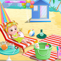 Baby Hazel Beach Holiday APK for iPhone