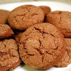 Whole Wheat Ginger Snaps