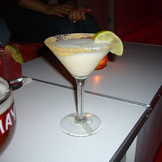 Luscious Key Lime Pie Martini