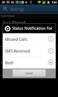 Screenshot of iRappU (Instant Response)