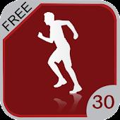 App 30 Day Cardio Challenge FREE version 2015 APK