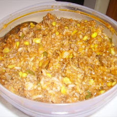 Stuffed Bell Pepper Mixture