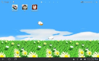 Screenshot of Daisy Field Free