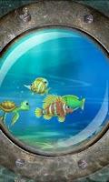 Screenshot of MF Aquarium Live Wallpaper Pro