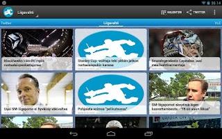 Screenshot of Liigavahti