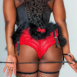 Whip by Terry Mendoza - Nudes & Boudoir Boudoir