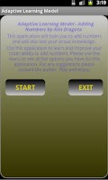 Screenshot of Addition - ALM