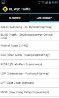 Screenshot of KL Web Traffic