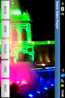 Screenshot of Video Zoom Player
