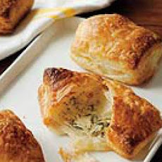 Easy Cheesy Turnovers