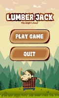 Screenshot of Lumberjack: the mighty bear