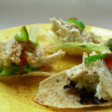 Hot Crab, Artichoke, and Jalapeno Spread