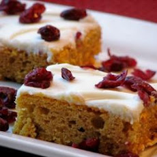 Colonial Pumpkin Bars