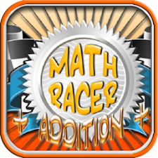 Math Racer Addition - Tablet