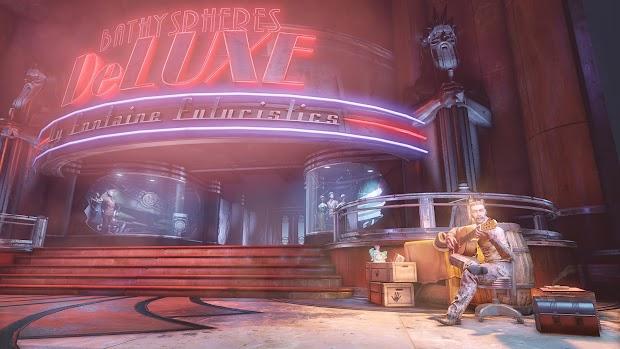 Elizabeth's problem solving skills weren't fake in BioShock Infinite Burial At Sea