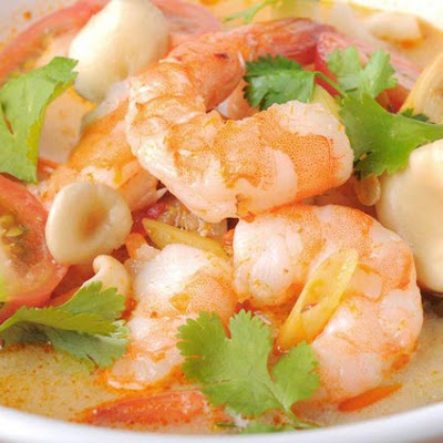Traditional Tom Yum Kung
