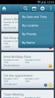 Screenshot of Simple Organizer