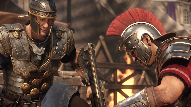 Smartglass challenge editor for Ryse: Son Of Rome quietly smothered in its sleep Roman-style