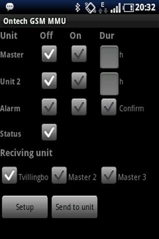 Ontech GSM Multi Master