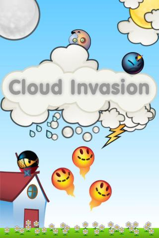 Cloud Invasion