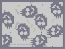 Thumbnail of the map 'The Dead Lay With Elongated Heads'