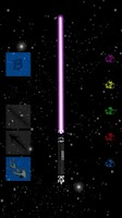 Screenshot of Throwable Light Saber