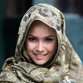 by Aris Nugraha - People Portraits of Women