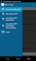 Screenshot of Wifi à Paris
