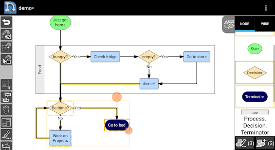 App Nodescape Free Diagram Tool Apk For Windows Phone