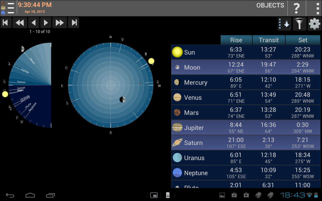 Mobile Observatory - Astronomy Screenshot 15